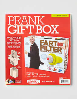 Fart Filter Prank Box