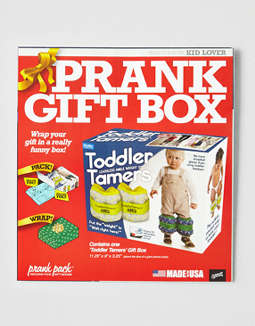 Toddler Tamers Prank Box