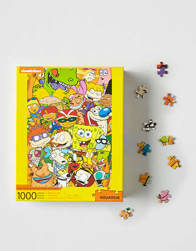 NMR Nickelodeon 1000 Piece Puzzle