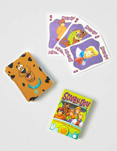 NMR Scooby Doo Playing Cards -