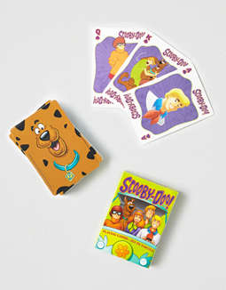 NMR Scooby Doo Playing Cards
