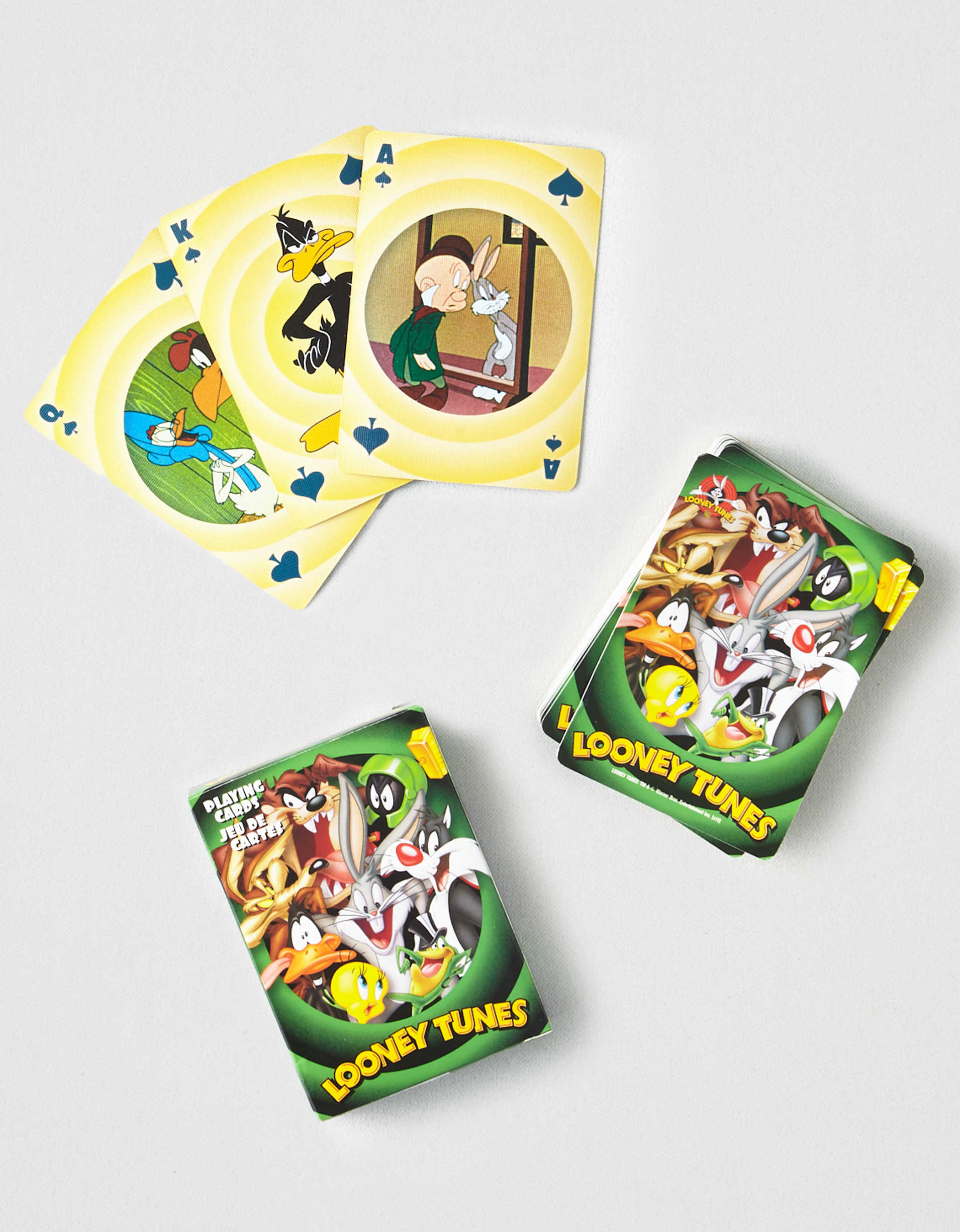 NMR Looney Toons Playing Cards