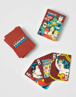 NMR Justice League Playing Cards