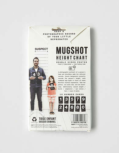 Suck UK Mugshot Height Chart