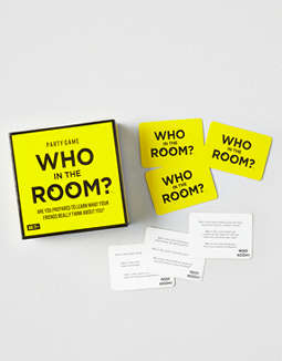 Hygge Games Who In The Room Card Game