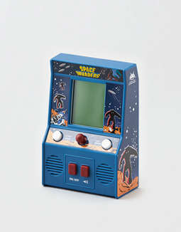 Schylling Space Invaders Retro Mini Arcade Game
