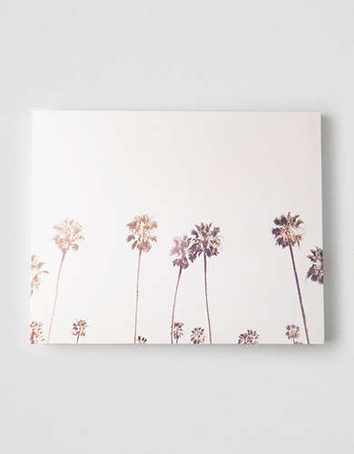 DENY Palm Tree Canvas Print