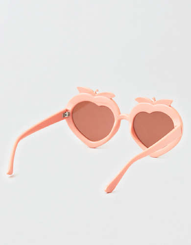 AEO Peach Sunglasses
