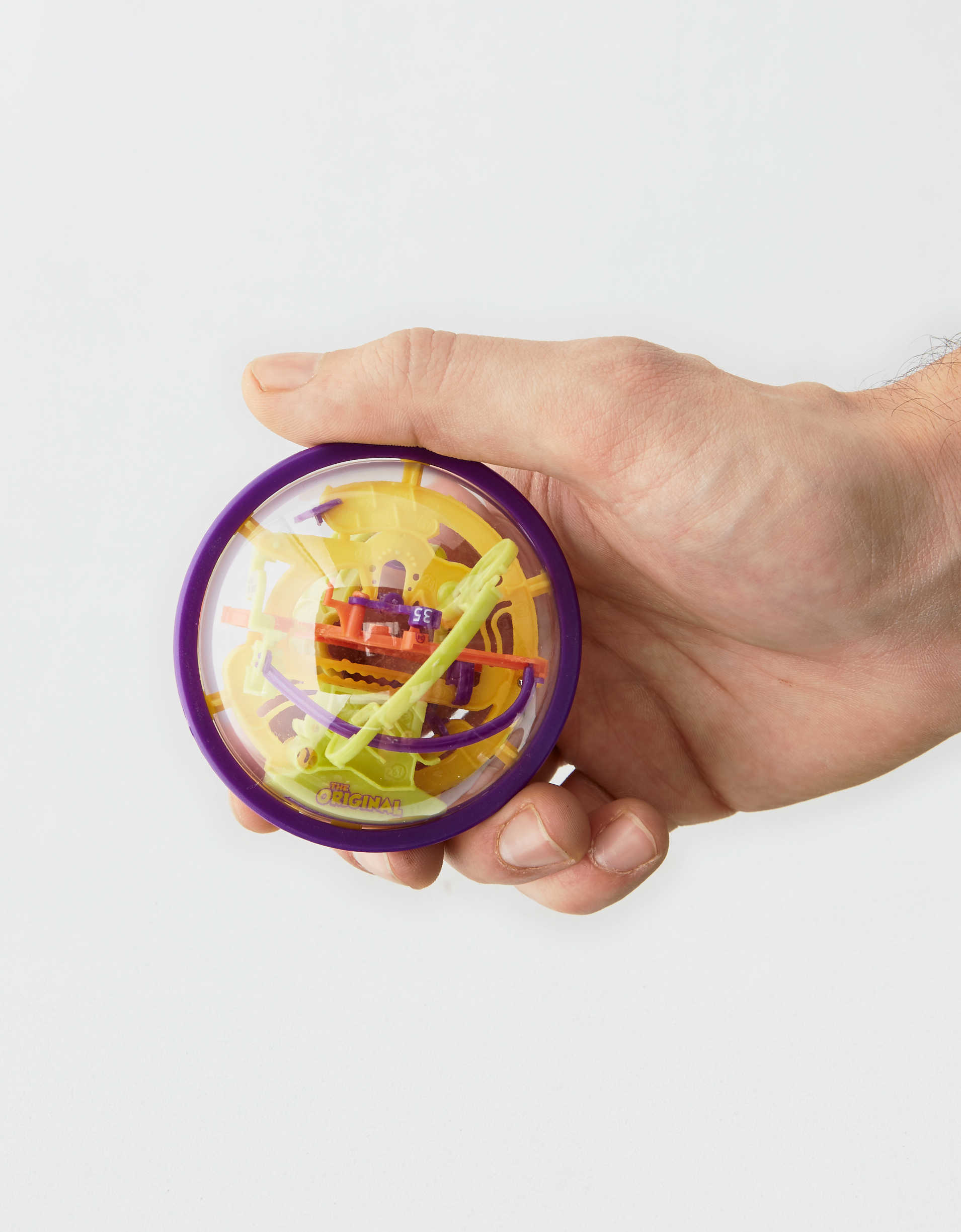 World's Smallest Perplexus