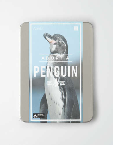 Gift Republic Adopt A Penguin Adoption Pack