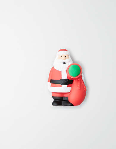 Hog Wild Holiday Santa Squeeze Popper