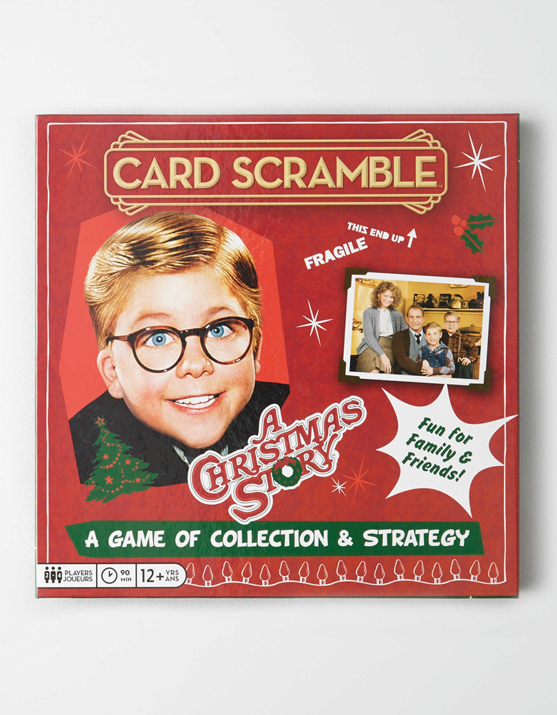 NMR A Christmas Story Board Game