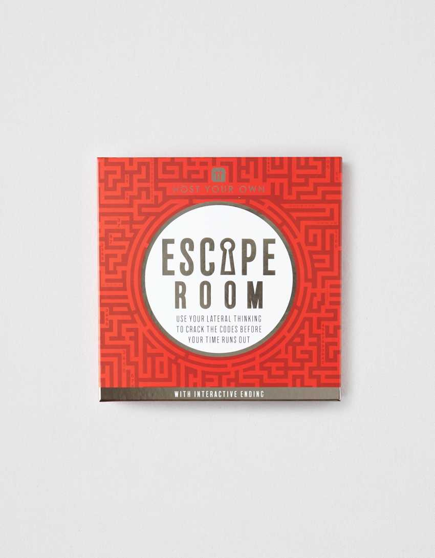 Talking Tables Escape Room Game