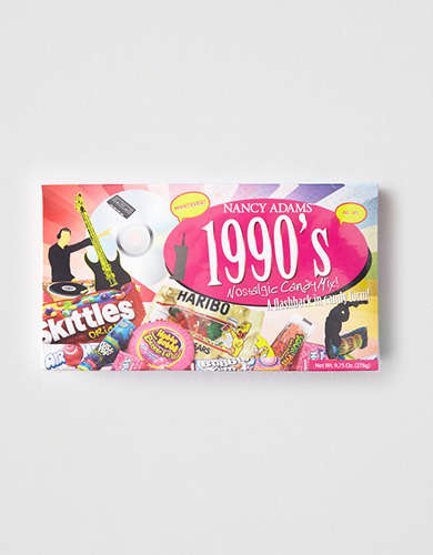 Nancy Adams Nostalgic 1990's Candy Box