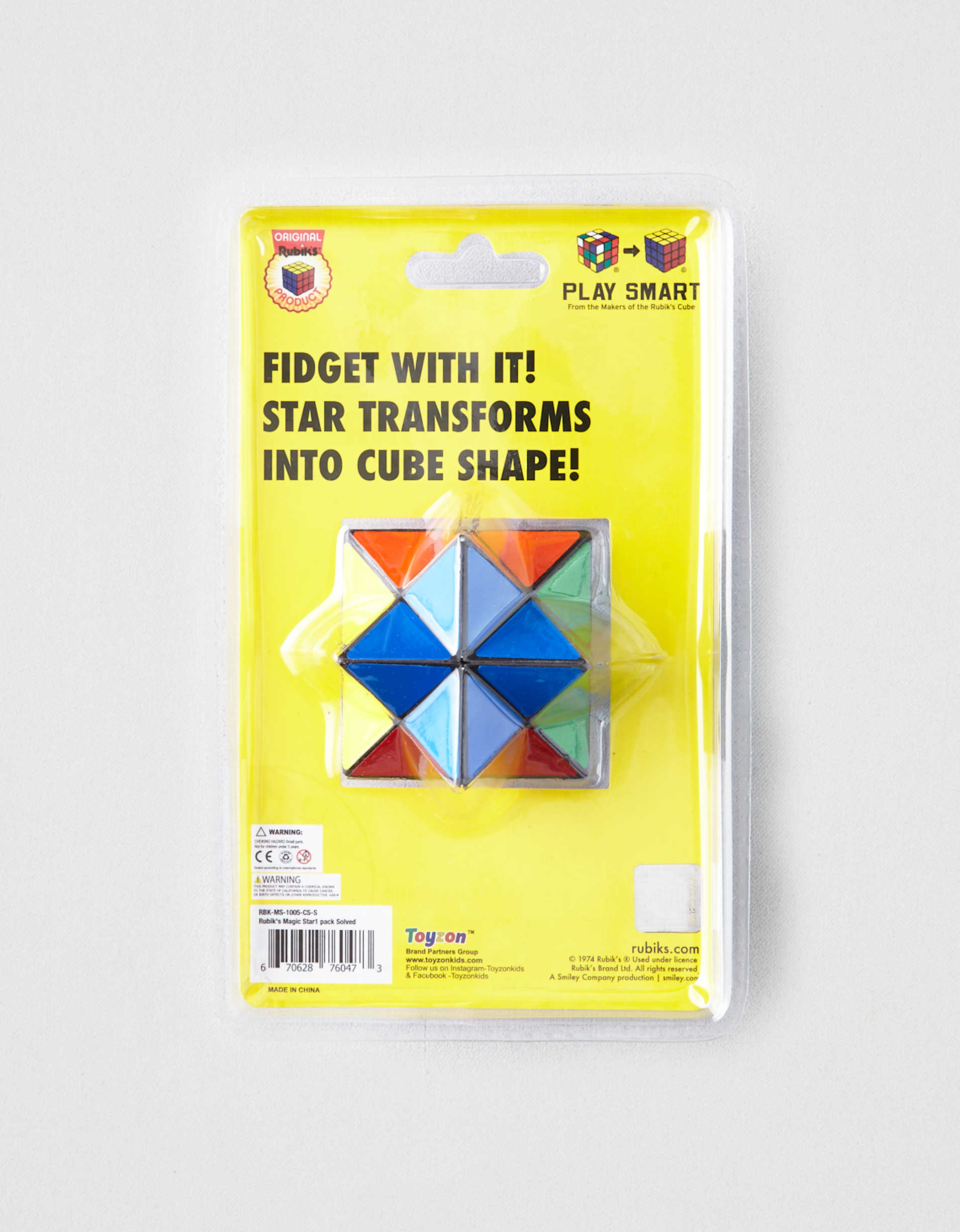 Toyzon Rubik's Magic Star