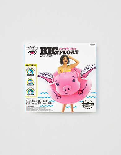 BigMouth Pig Pool Float