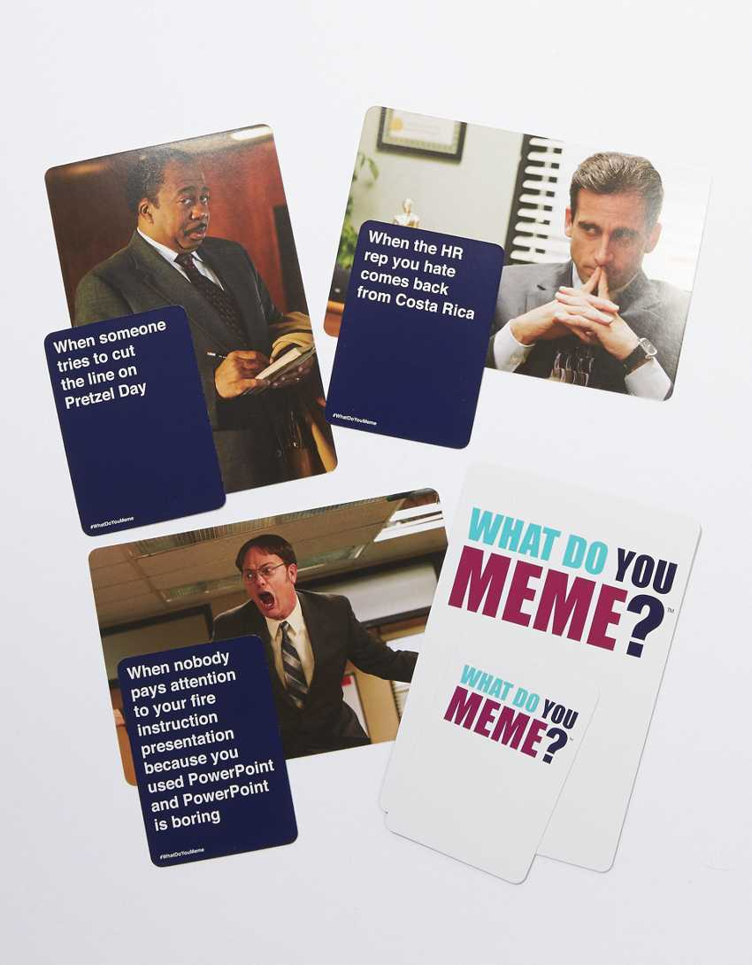 What Do You Meme The Office Expansion Pack