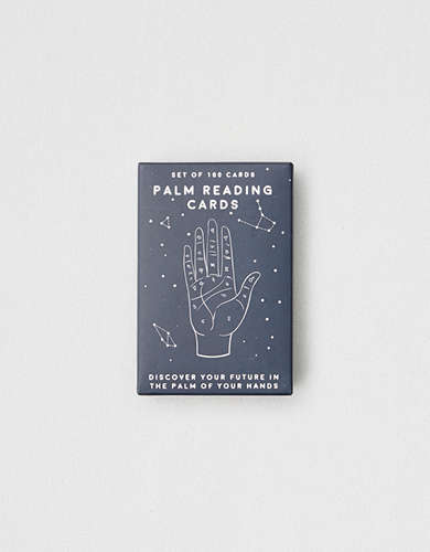 AEO Palm Reading Cards