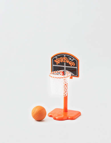 World's Smallest Nerf Hoop