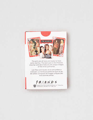 NMR Friends Girls Playing Cards