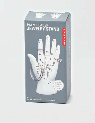 Kikkerland Palm Reader Jewelry Stand