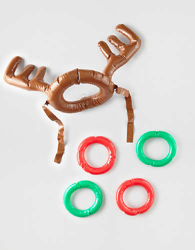 Fun Express Reindeer Ring Toss Game