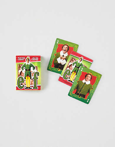NMR Elf Playing Cards