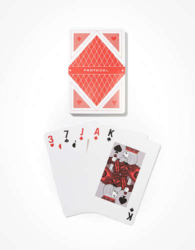 Protocol XL Playing Cards