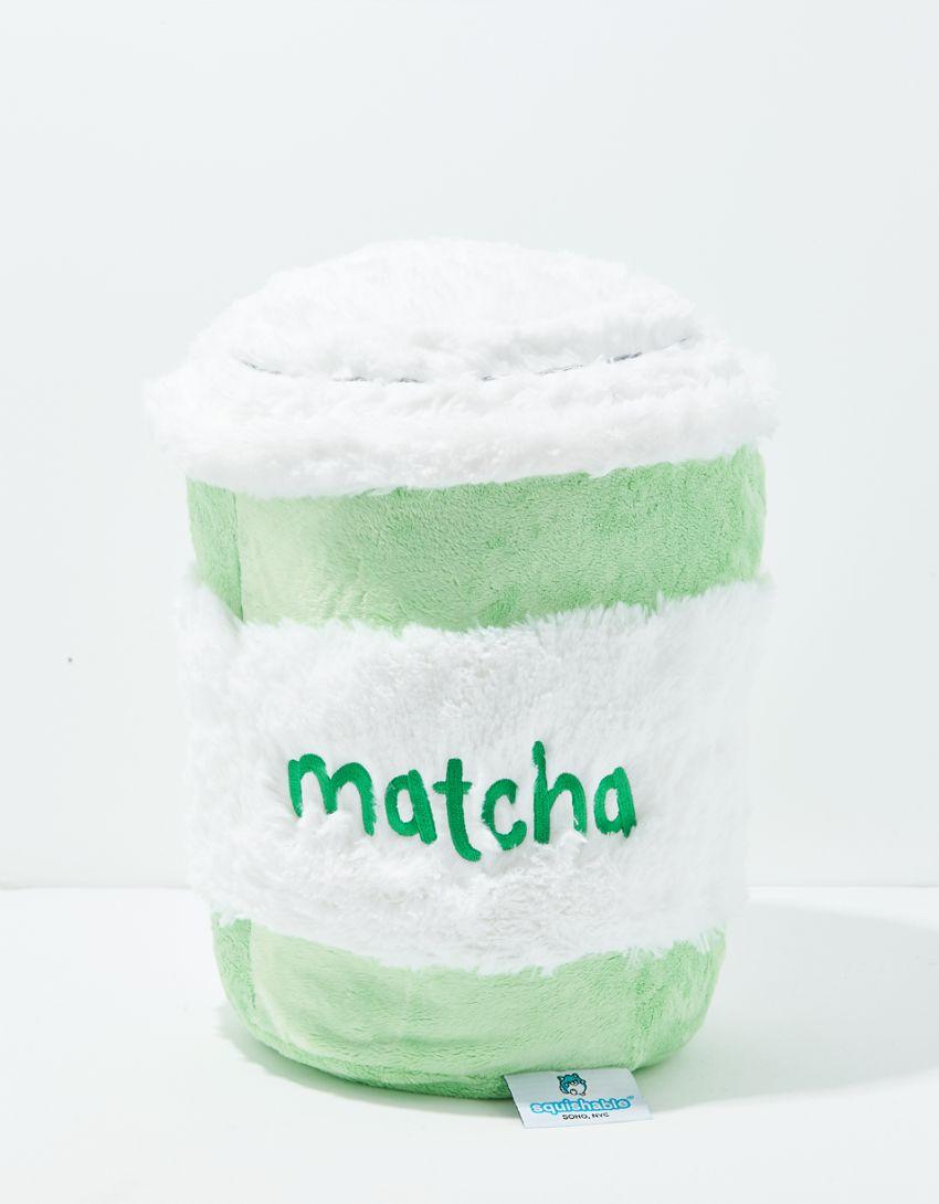 Squishable Matcha Tea Plush