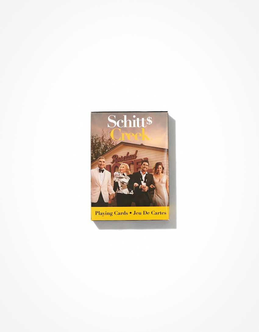 Schitts Creek Playing Cards