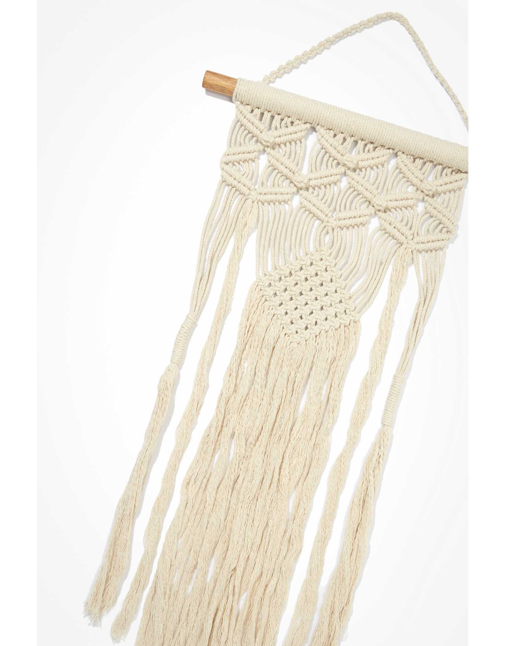Happy Space Macrame Wall Hanging