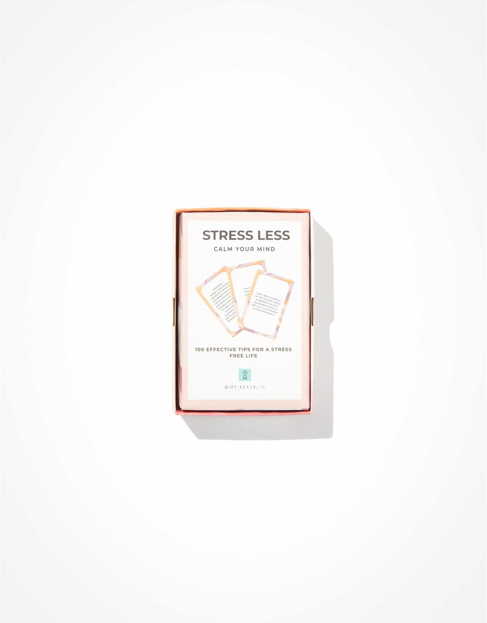 Gift Republic Stress Less Cards