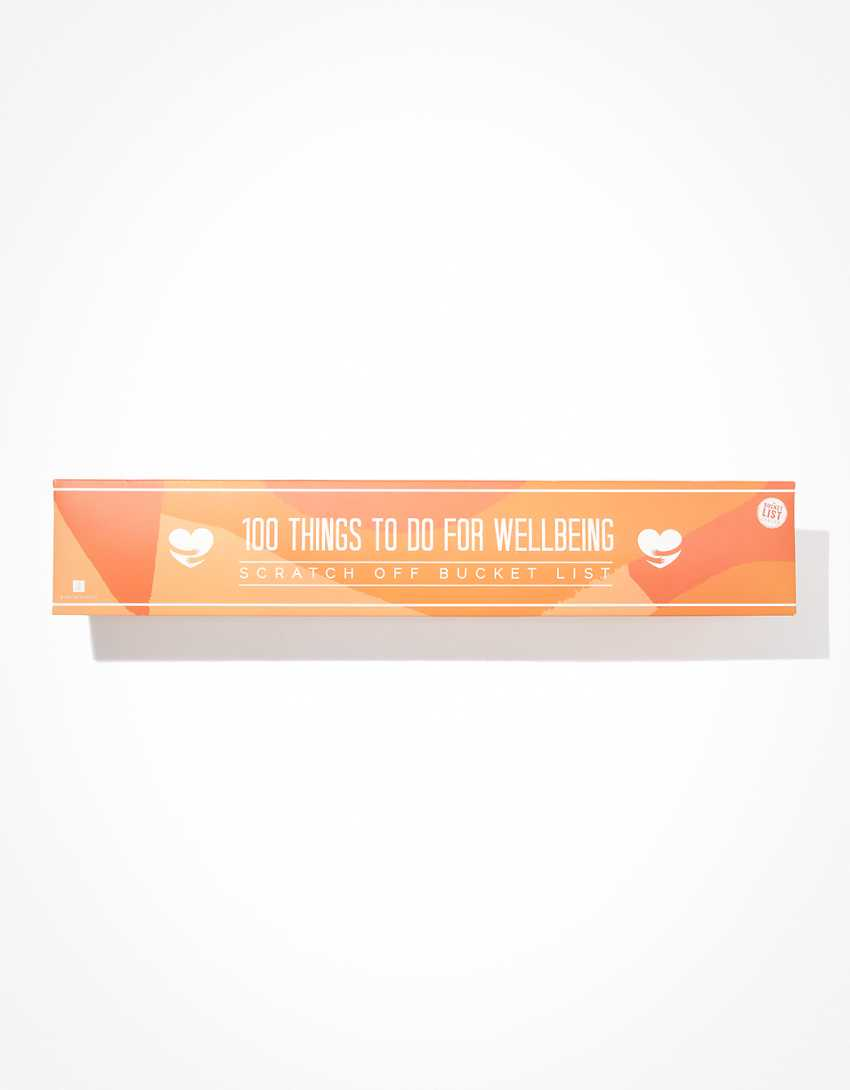 Gift Republic 100 Things To Do For Your Wellbeing