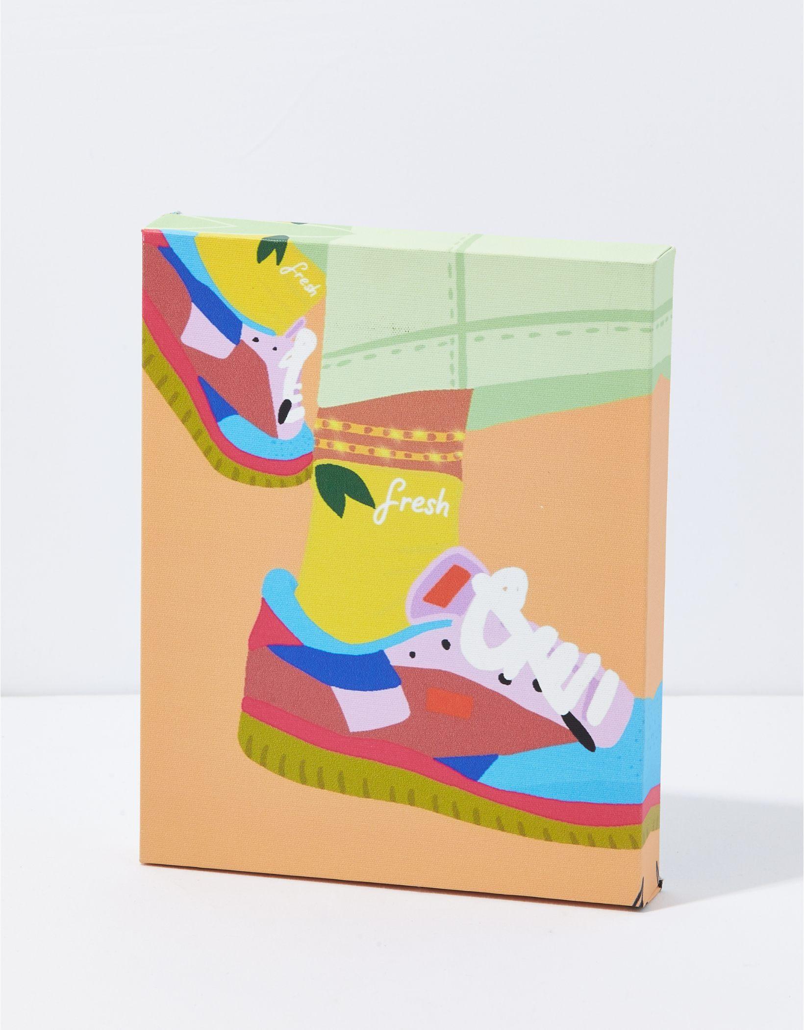 Society 6 Sneaker Canvas