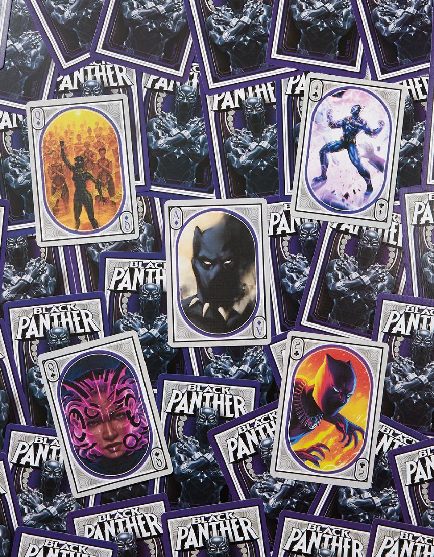 Aquarius Avengers Black Panther Playing Cards