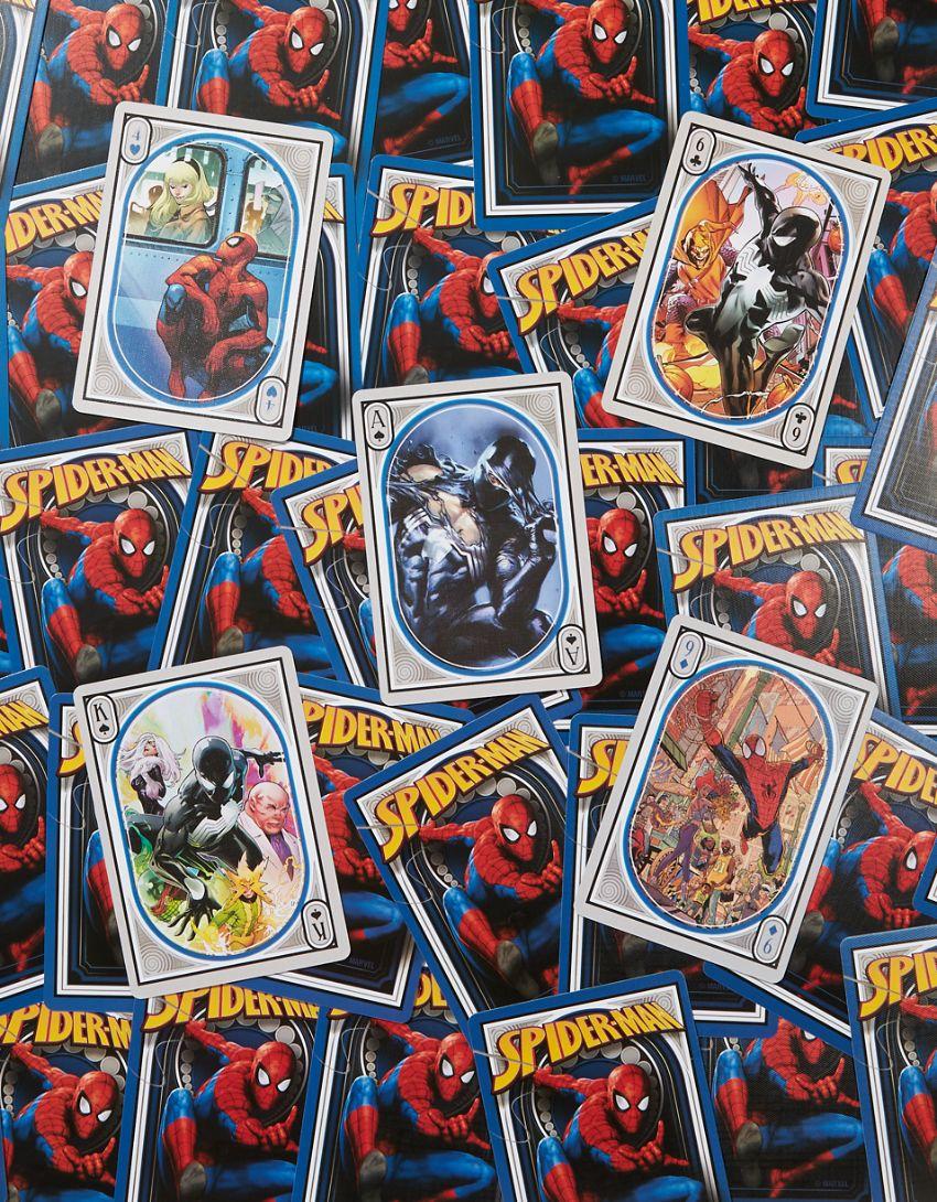 Aquarius Avengers Spider Man Playing Cards