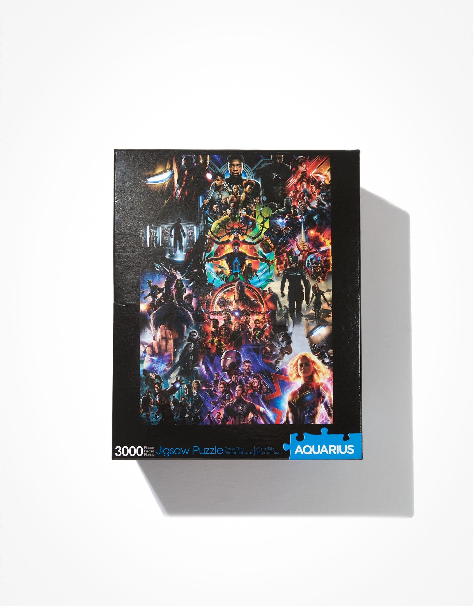 Aquarius MCU Collage 3000 Piece Puzzle