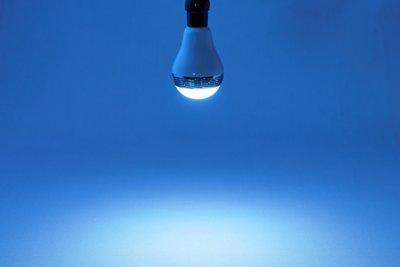 Vivitar LED Lightbulb Wireless Speaker