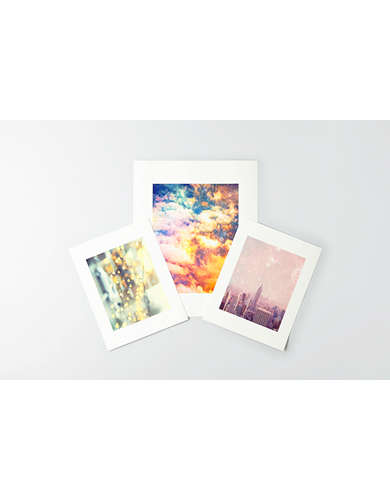 Deny Designs Set of 3 Art Prints -