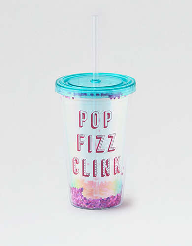 Twelve NYC Pop Fizz Tumbler -