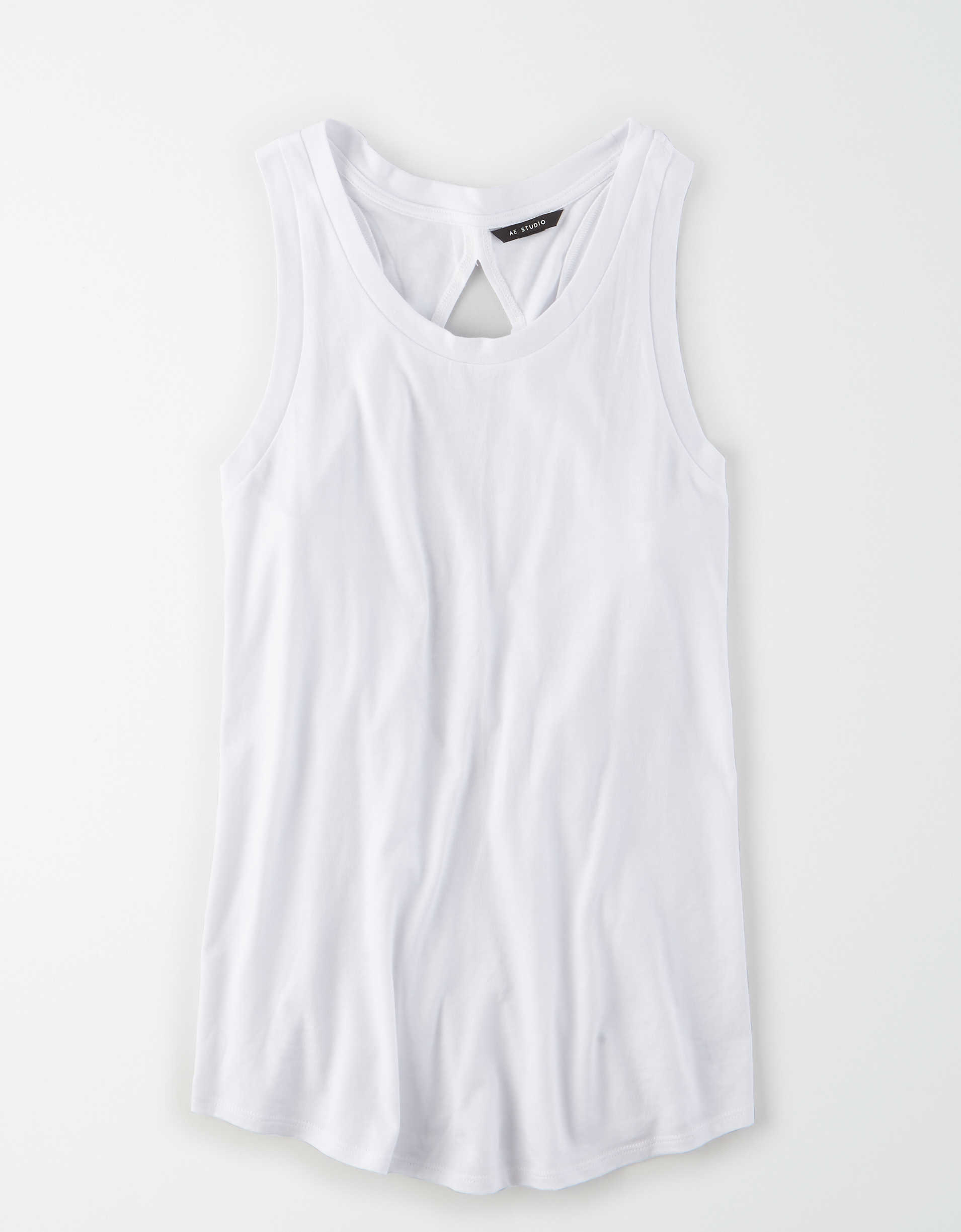 AE Studio Open Back Tank Top