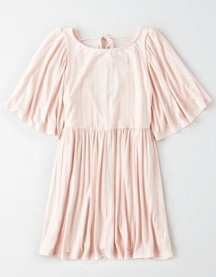Ae Studio Ribbed Babydoll Tunic by American Eagle Outfitters