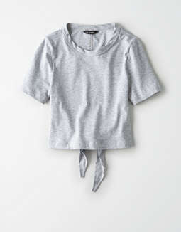 AE Studio Tie Back T-Shirt