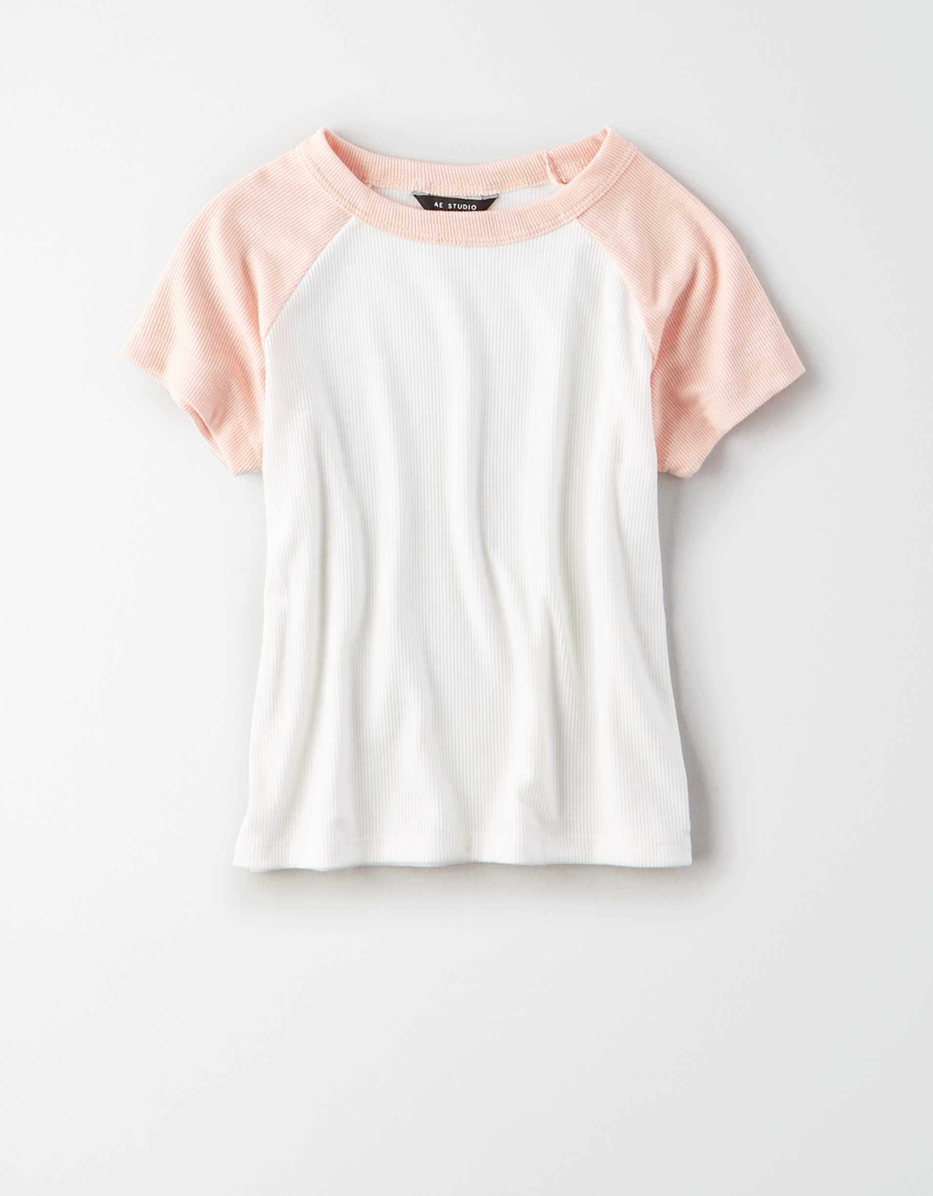AE Studio Color Block Baby T-Shirt