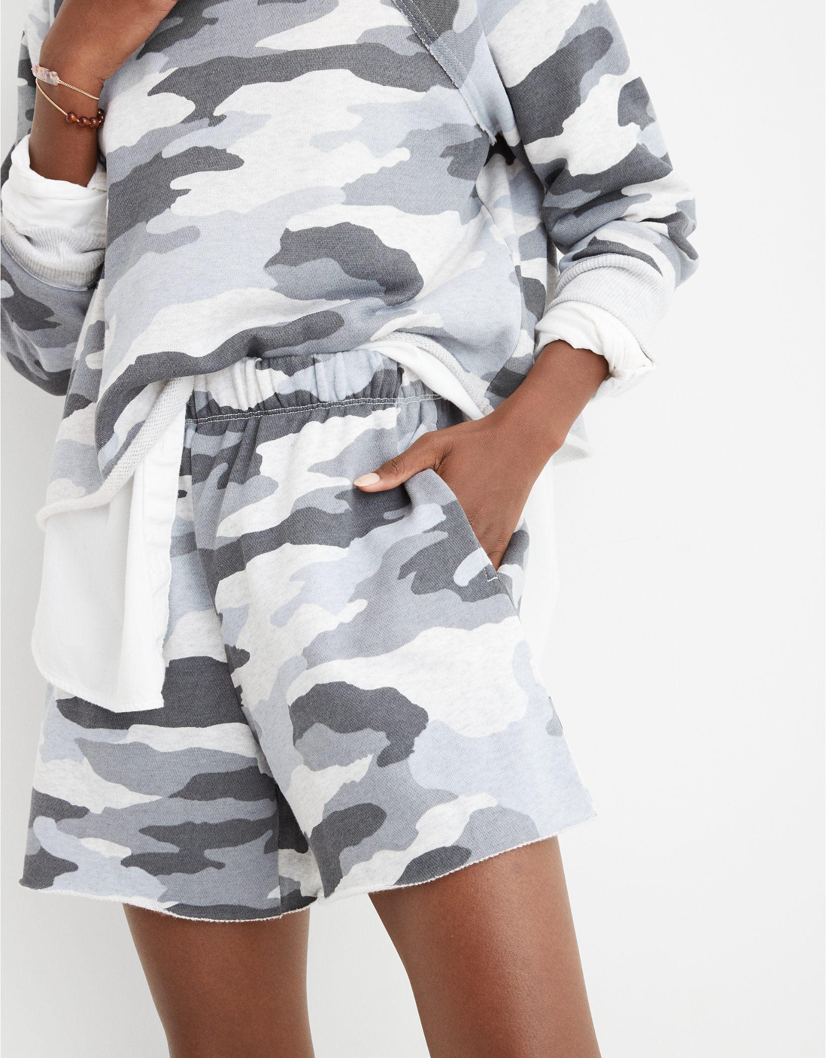 Aerie Fleece-Of-Mind High Waisted Short