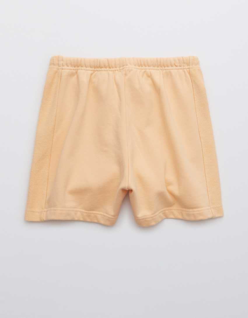 Aerie Luxe Inside Out High Waisted Short