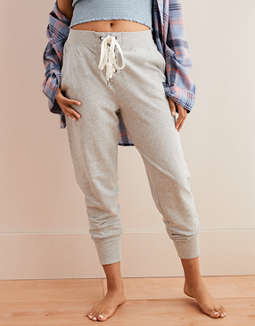 Aerie Lace-Up Jogger