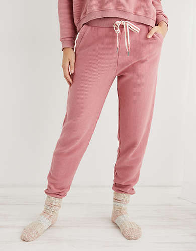 Aerie New Love Corded Jogger
