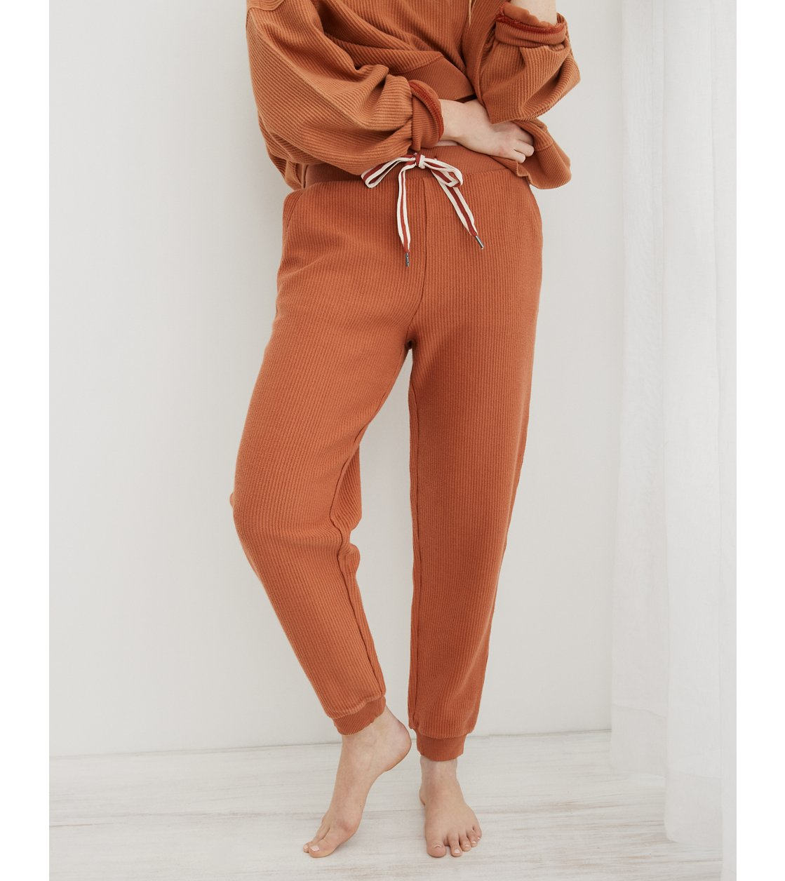 American Eagle Aerie New Love Corded Jogger