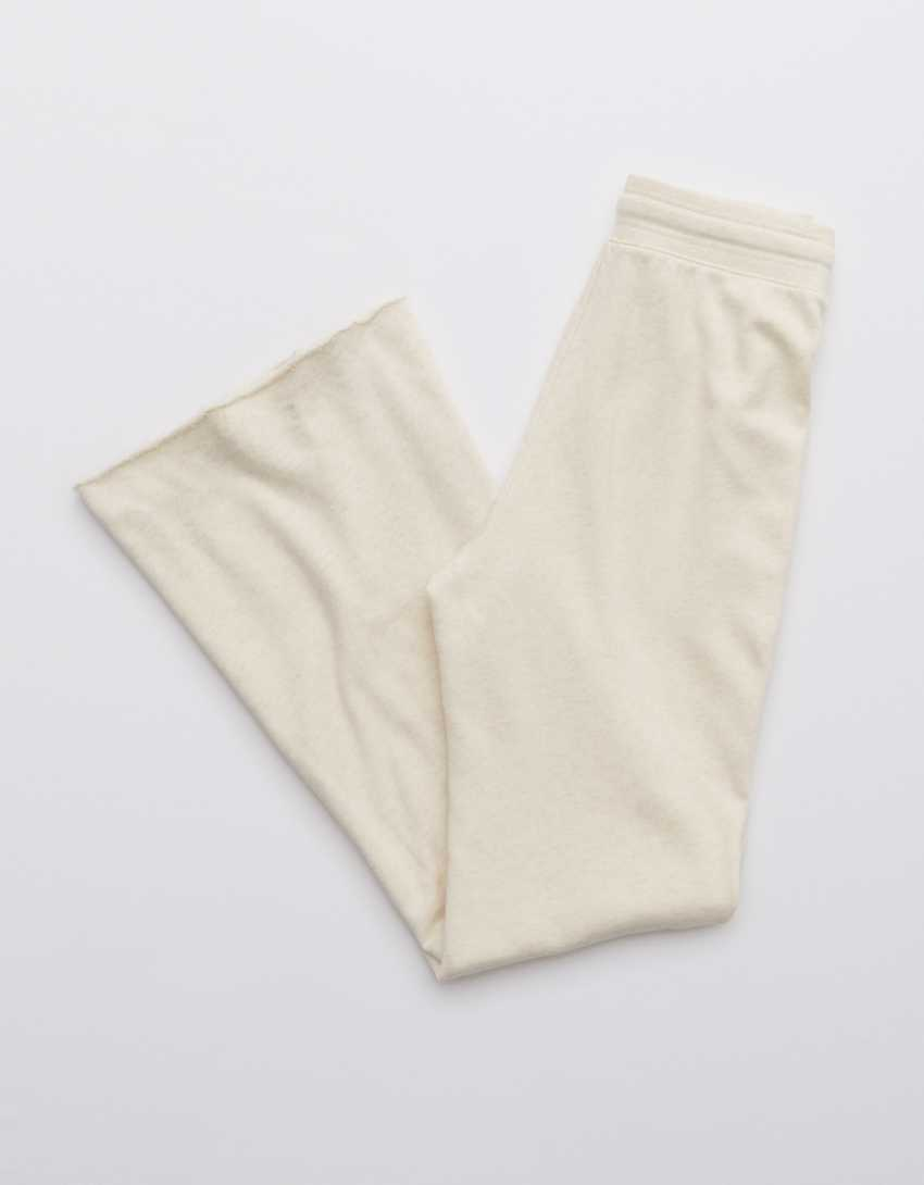 Aerie Weekend Kick-It High Waisted Flare Pant